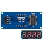 "D4056B 0.56"" LED 4-Digit Display Module w/ Clock Point for Arduino"