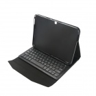 EPGATE- Wireless Bluetooth V3.0 Keyboard + Protective PU Leather Case for Samsung T530 - Black