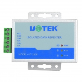 UT-2209-Industrial-LED-High-performance-Optoelectronic-Isolated-Data-Signal-Amplified-Repeater
