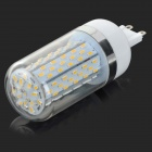 G9 6W 450lm 3000K 120-SMD 3014 LED Warm White Light Corn Lamp - White (AC 85~265V)