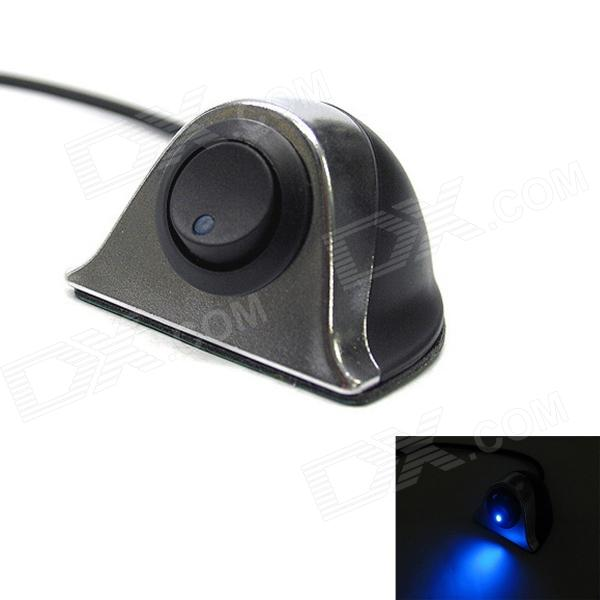 Buy MaiTech DIY Car Tuning Rocker Switch - Black (12V / Blue Light) with Litecoins with Free Shipping on Gipsybee.com