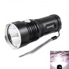KINFIRE K40S 4-LED 1750lm 4-Mode Cold White Flashlight w/ Battery Indicator (2/3 x 18650)