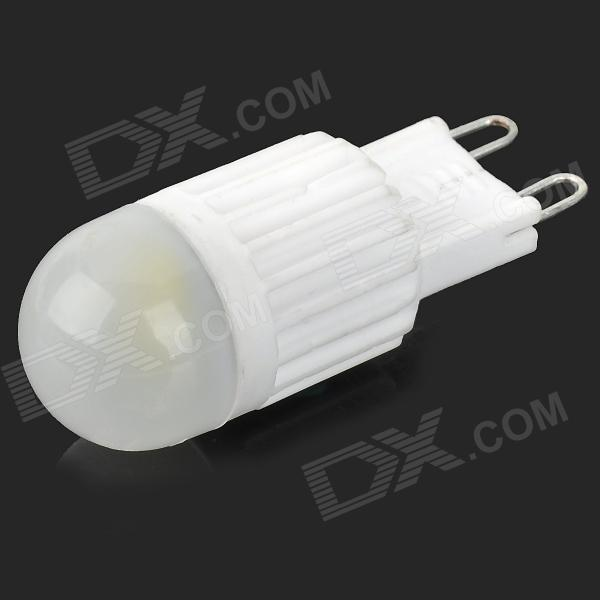 G9 3W 160lm 6000K LED Cold White Light Dimmable Lamp (AC 220~240V)