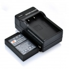 DSTE BLS1 Battery + DC84 Charger for Olympus E-400 EVOLT E-410 EP-2 E-620 Camera