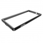 NILLKIN Protective PC + TPU Bumper Frame Case for Huawei Ascend P7 - Black