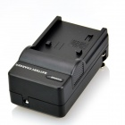 DSTE NP-FV70 LI-ion Battery and US Plugss Charger for Sony CX150E CX180E CX210E CX270E Camera