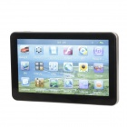 84H-3 7 Inch TFT Screen WinCE 6.0 Car GPS Navigator w/ Multinational Map / 32GB TF - Black + Silver