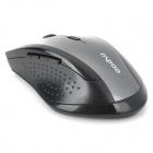 Rapoo 7300 2.4GHz Wireless Optical Mouse Gaming Mouse - Black