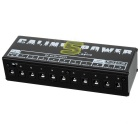Caline-CP-05-Multi-functional-Power-Supply-Adapter-for-Guitar-Effect-Pedals-Black-(EU-Plug)