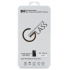 2.5D 9G 0.33mm Tempered Glass Screen Protector for HTC One M8 - Transparent