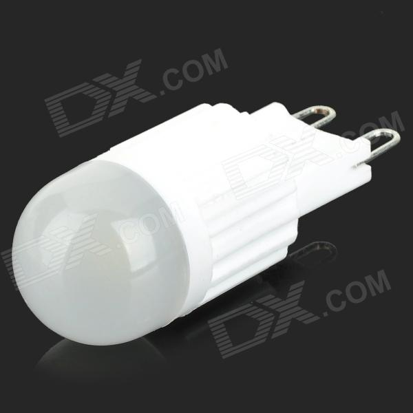 JRLED G9 2.5W 160lm 3000K 1-SMD 5050 LED Dimmable Mini Bulb(220V)