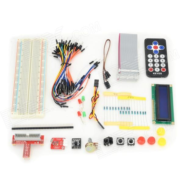 KEYES-Electronic-Parts-Pack-for-Raspberry-PI-(Remote-Control-Black)