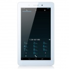 "Teclast G17H 7"" Quad Core Android 4.2 3G Phone Tablet w/ 1GB RAM, 8GB ROM, Bluetooth, Wi-Fi - White"
