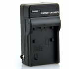 DSTE NP-FV100 7.4V 5700mAh Battery + Battery Charger for Sony Camera - Black (100~240V)