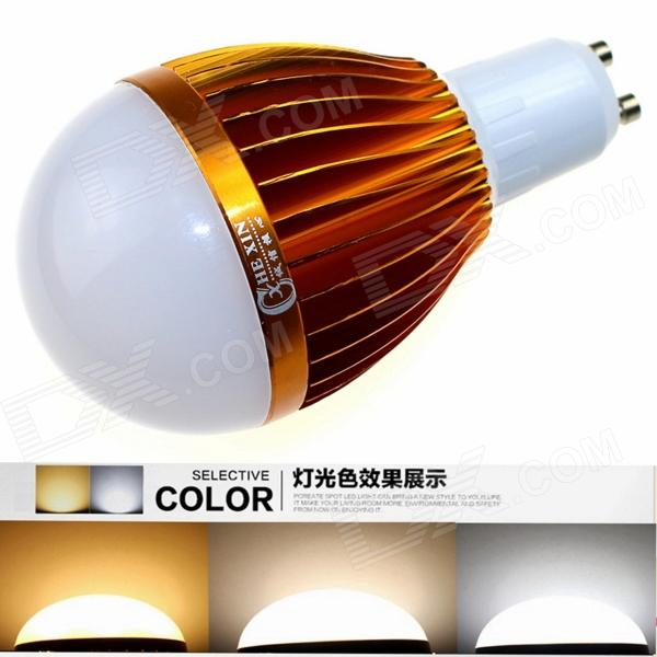 CXHEXIN G10 GU10 10W 600lm 20-5630 LED Dimmable Light Lamp BulbGU10<br>Form  ColorWhite + GoldenColor BINOthersBrandCXHEXINModelG10MaterialaluminiumQuantity1 DX.PCM.Model.AttributeModel.UnitPower10WRated VoltageAC 85-265 DX.PCM.Model.AttributeModel.UnitConnector TypeGU10Actual Lumens600 DX.PCM.Model.AttributeModel.UnitChip BrandOthers,SamsungChip Type5630Emitter TypeLEDTotal Emitters20Color Temperature12000K,Others,3500K+ 4500K + 6000KDimmableYesBeam Angle90 DX.PCM.Model.AttributeModel.UnitOther FeaturesColor bin: warm white + neutral white + cool whitePacking List1 x Bulb<br>