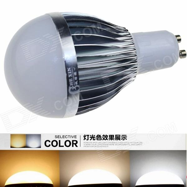 CXHEXIN S10 GU10 10W 600lm 20-5630 LED Dimmable Light Lamp Bulb