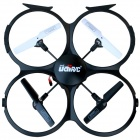 UDI U818A Outdoor 2.4GHz 4-CH 6 Axis R/C Quadcopter - Black