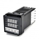 "1.2"" LED 24V REX-C100 K-Type Temperature Control + Thermocouple - Black"