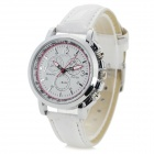Zhongyi z-612 Women's Quartz Analog Watch - White + Silver (1*626)