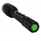 SingFire SF-356 900lm 5-Mode White Tactical Flashlight w/ CREE XM-L T6 - Black + Silver (2 x 18650)