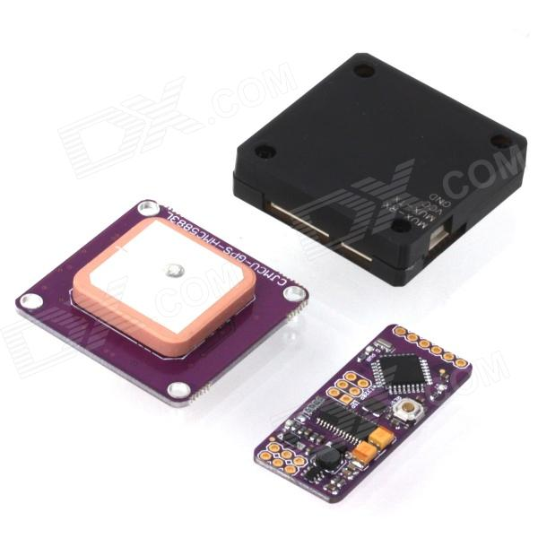 Mini APM2.6 External Compass Flight Controller Board + Neo-6M GPS + APM OSD MinimOSD for Multicopter