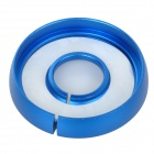 LX-4846 Universal Key Ignition Ring Decorative Sticker for Car - Blue