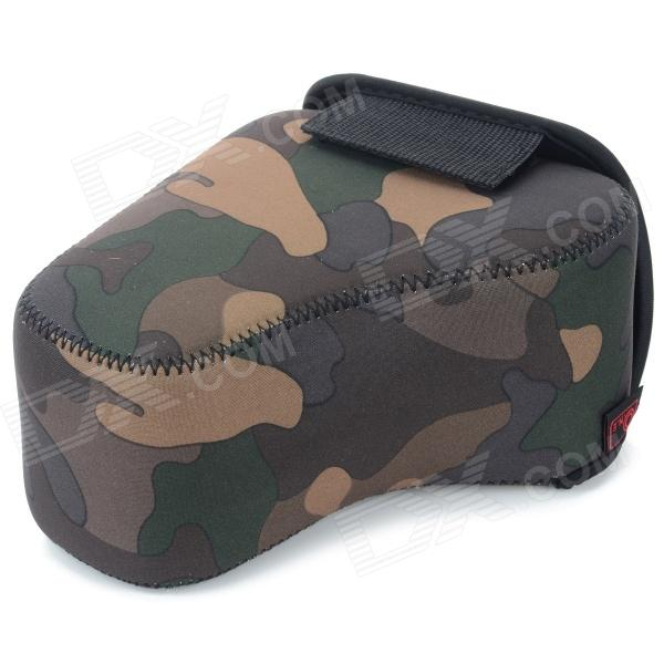JJC OC-MC1 Thickened DSLR Camera Storage Bag for Canon / Nikon / Olympus / Pentax / Sony / Panasonic