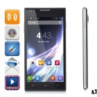 "C350 Quad-core Android 4.2.2 WCDMA Bar Phone w/ 5.0"" IPS, Wi-Fi and GPS - Black"