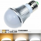CXHEXIN S27A-3 + 3 E27 6W 360lm 12-SMD 5630 Bombilla LED regulable