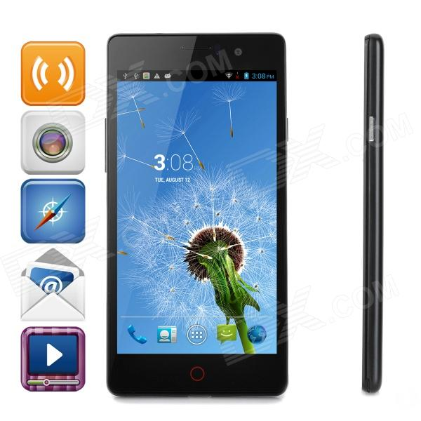 "CKCOM K3 Android 4.3 Quad-core WCDMA Smartphone w/ 5.0"" IPS, Wi-Fi and GPS - Black"
