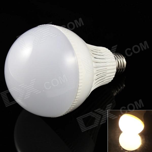 SKLED SK-18 E27 12W 780lm 3500K 24-SMD 5730 LED Warm White Light Lamp Bulb - White (AC 85~265V)