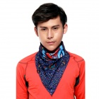 Wild Color VC1402 Men's Outdoor Cycling V-Shaped Headband / Face Mask / Neck Scarf - Multi-colored