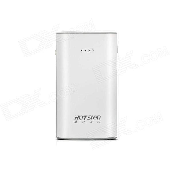 HOTSION V18 150Mbps GMS / WCDMA 3G Wi-Fi Router - White