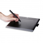 Huion 680TF Graphics Drawing Pen Tablet w/ 4GB Micro SD Card - Black + Silver