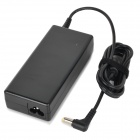 90W 5.5 x 2.5mm US Plugs Power Adapter for Gateway Laptop - Black
