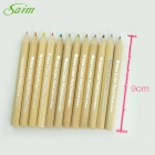 Saim Creative Colored Brushes Pencils for Students / Children - Green + Multi-Colored (12 PCS)