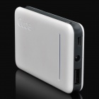 Cube E04A 4500mAh Li-polymer Battery Mobile Power Bank - White