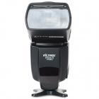 VILTROX JY680A Universal 600LM 5500K Speedlite for Canon / Nikon + More - Black (4 x AA)