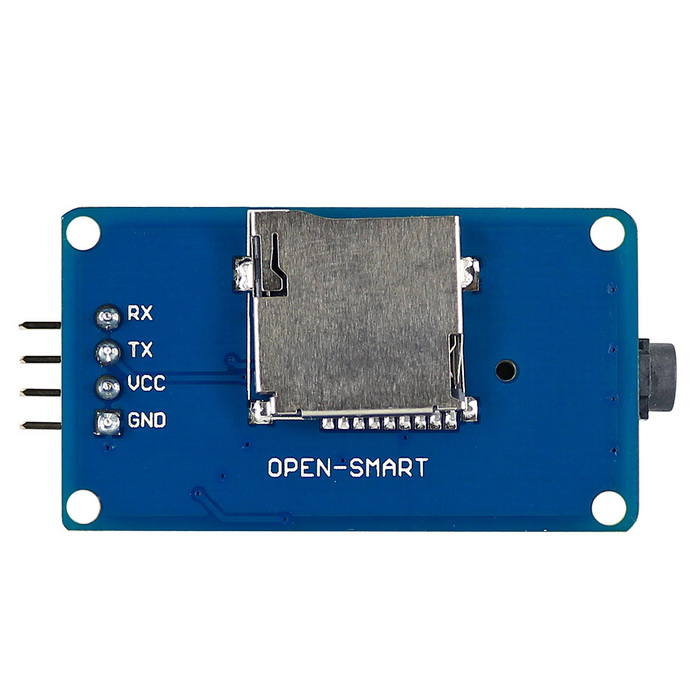 UART Control Serial MP3 Music Player Module for Arduino, AVR, ARM, PIC