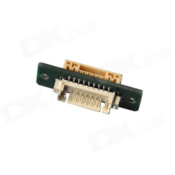 Walkera TALI H500 Hexacopter Spare Parts TALI H500-Z-20 SW Board - GreenOther Accessories for R/C Toys<br>Form  ColorGreenBrandWalkeraModelTALI H500-Z-20MaterialPCBQuantity1 DX.PCM.Model.AttributeModel.UnitCompatible ModelWalkera TALI H500 HexacopterPacking List1 x SW board1 x Cable (21cm)<br>