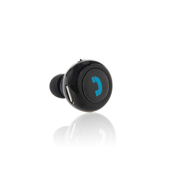 DUALANE D00280 Hands-Free Bluetooth V4.0 Music Earphone - Black