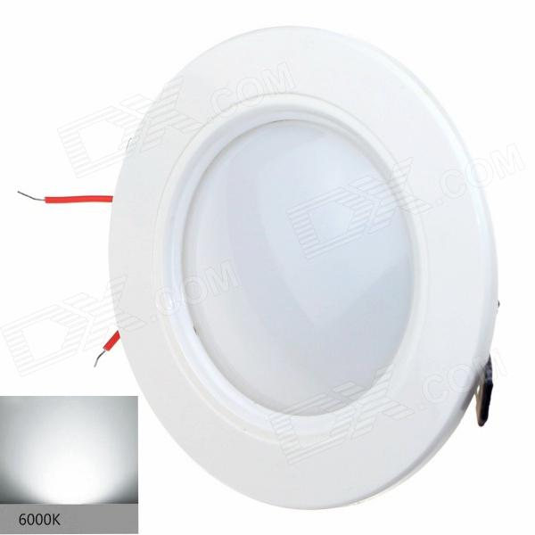 ZHISHUNJIA W025-3 3W 200lm 12-SMD 2835 LED Cold White Ceiling Lamp