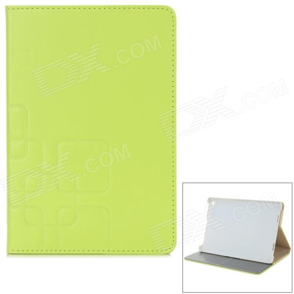 Stylish Flip Open PU Case w/ Stand / Auto-Sleep for 7.9'' Mi Pad - Light Green