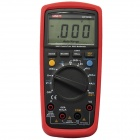 UNI-T-UT139A-Handheld-27-LCD-True-RMS-Digital-Multimeter-Grey-2b-Red-(2-x-AA)