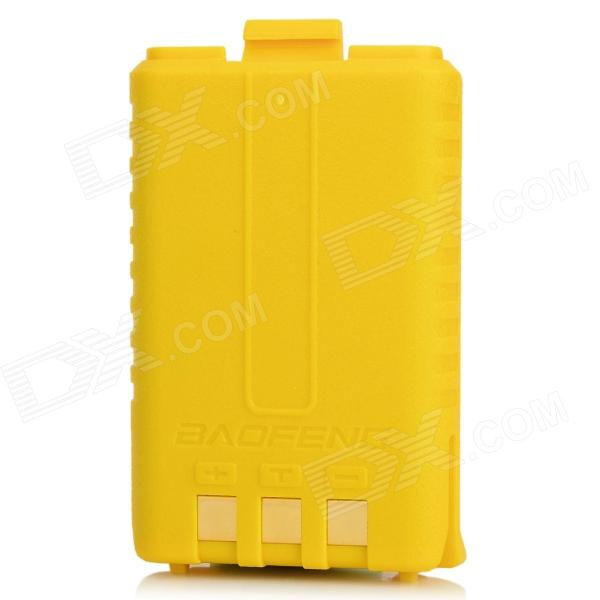 BaoFeng-Replacement-74V-1800mAh-Li-ion-Battery-for-Walkie-Talkie-UV-5R-5RA-5RD-Yellow