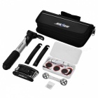 SAHOO-21040-Portable-Multifunctional-Bike-Tire-Repair-Tool-Kit-Black