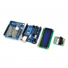 Robotale KT0029 Learning Kit Set for Arduino UNO R3 - Deep Blue + Multicolored