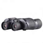 BIJIA 10x 40mm Wide-angle High-power Amber Coated Binoculars Telescope - Black