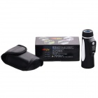 BIJIA 10X42 Magnification Ranging High-power Waterproof Pocket Monocular Telescope