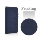 "Angibabe Dull Polish Leather Case w/ Card Slot for IPHONE 6 4.7"" - Sapphire"
